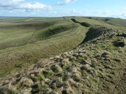 The Wansdyke Beautiful spot that will forever fill me with horror.